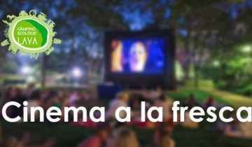 Cinema a la Fresca @ Chill Out Camping Lava